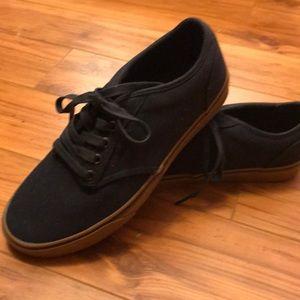 Vans Authentic Atwood Skater Sneaker Navy/Gum sz9